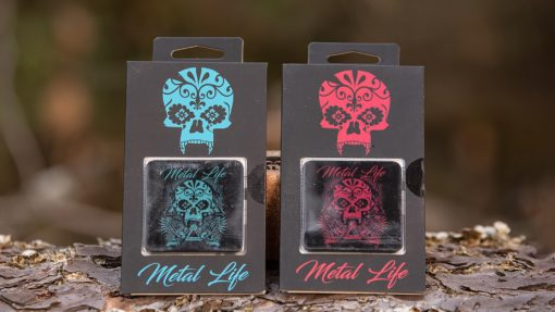 Sticker Movil Metal Life - 105-min
